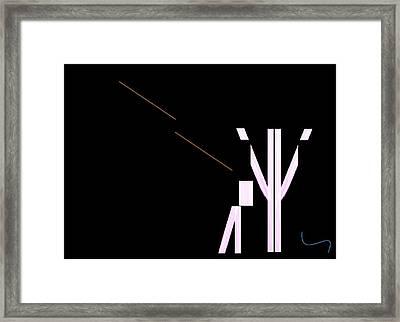 Sojourn  Framed Print by Cletis Stump