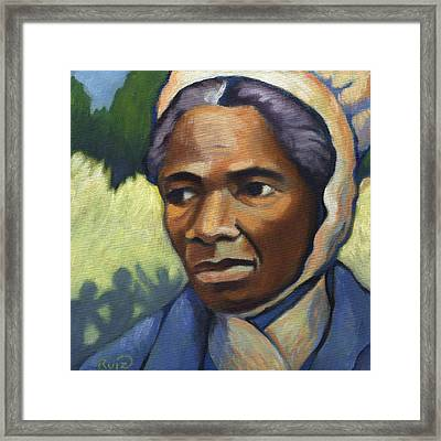 Sojourner Truth Framed Print