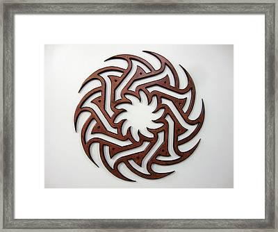 Sol Five Framed Print by Matthew Ridgway