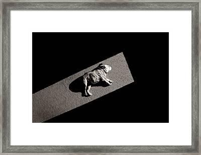Solar Non-powered Framed Print