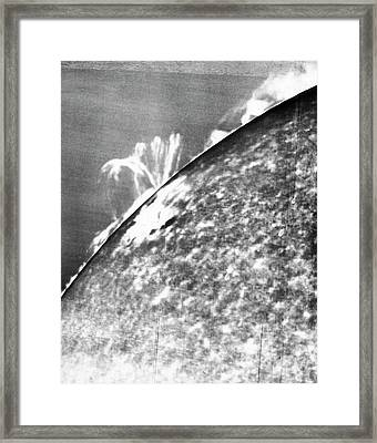 Solar Observations Framed Print
