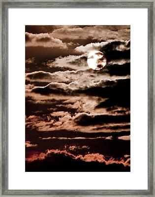 Solar Painter Framed Print