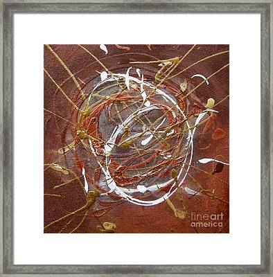 Solaris One Framed Print