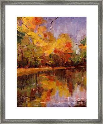 Sold- Show Your True Colors Framed Print