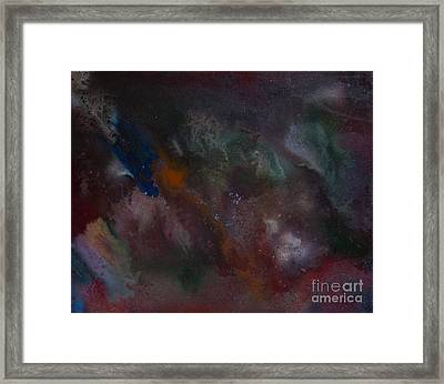 Solice Framed Print by Berton Lytle