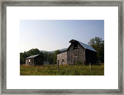 Framed Print featuring the photograph Solice by Meaghan Troup