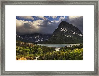 Solitary Splendor Framed Print by Mark Kiver