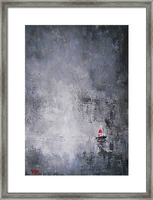 Solitude 2 Framed Print