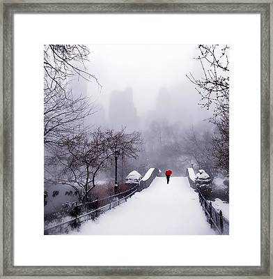 Solitude 2 Framed Print by Jessica Jenney