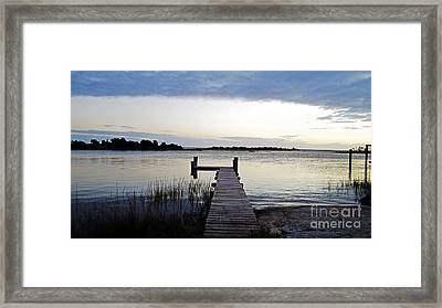 Solitude Framed Print by Alison Tomich