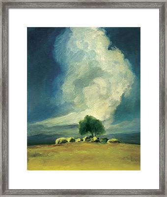 Solitude Framed Print by Anthony Enyedy