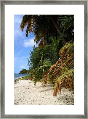 Framed Print featuring the photograph Nude Beach by The Art of Alice Terrill