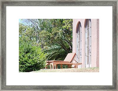 Framed Print featuring the photograph Solitude by George Mount