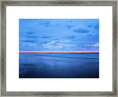 Solitude Framed Print by JC Findley