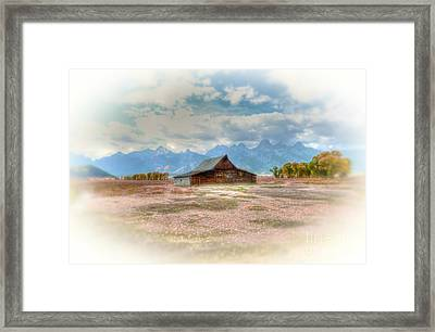 Solitude Framed Print by Kathleen Struckle