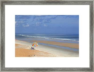 Solitude Framed Print by Kenny Francis