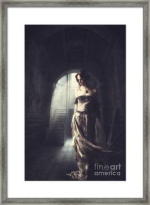 Solitude Framed Print by Lee-Anne Rafferty-Evans