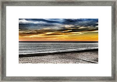 Solitude Framed Print by Marianna Mills