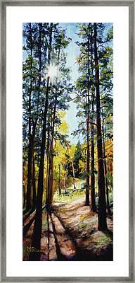 Solitude Framed Print by Mary Giacomini