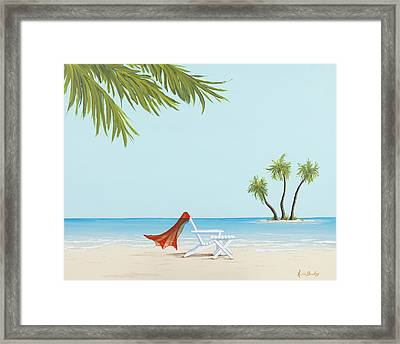 Solitude Framed Print by Nickie Bradley
