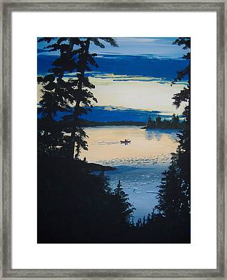 Solitude Framed Print by Norm Starks