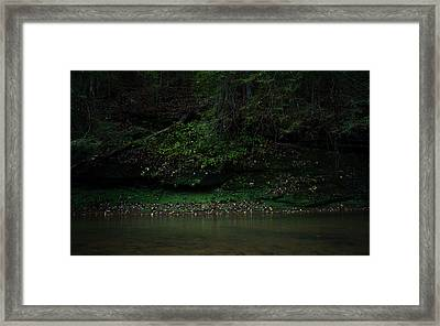 Solitude Framed Print by Shane Holsclaw