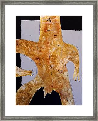 Sollemne No. 5 Framed Print by Mark M  Mellon