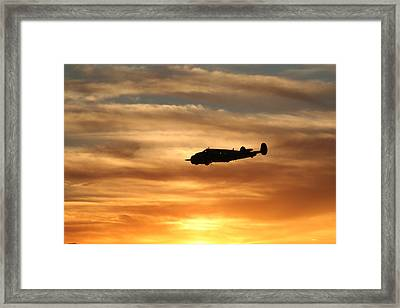 Framed Print featuring the photograph Solo by David S Reynolds