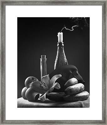 Solo Ecstasy  Framed Print