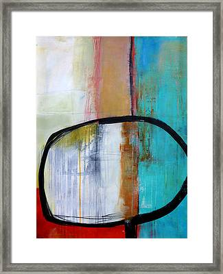 Solo Solo Solo 1 Framed Print by Jane Davies