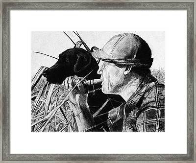 Soloman's Legacy Framed Print by Nicole Grev