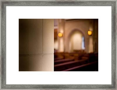 Solomon's Temple Framed Print