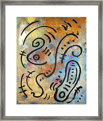 Solstice Framed Print by Venus