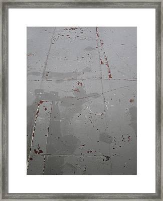 Solum 1 Framed Print by Ingrid Van Amsterdam
