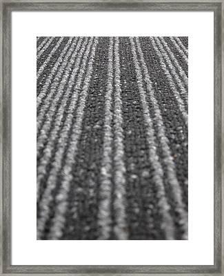 Solum 16 Framed Print by Ingrid Van Amsterdam