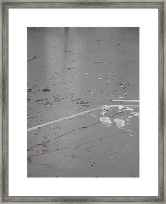 Solum 6 Framed Print by Ingrid Van Amsterdam