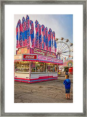 Some Dreams Do Come True 2 Framed Print by Steve Harrington