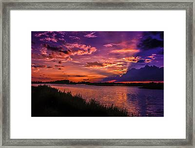 Some Enchanted Evening Framed Print