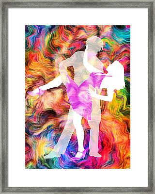 Some Like It Hot 1 Framed Print by Angelina Vick