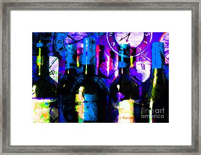 Some Things Get Better With Time M150 Framed Print by Wingsdomain Art and Photography