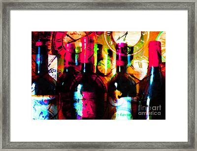 Some Things Get Better With Time M20 Framed Print by Wingsdomain Art and Photography