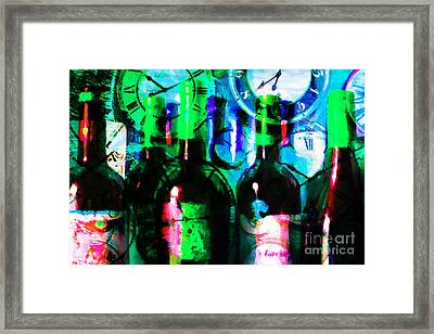 Some Things Get Better With Time P138 Framed Print by Wingsdomain Art and Photography