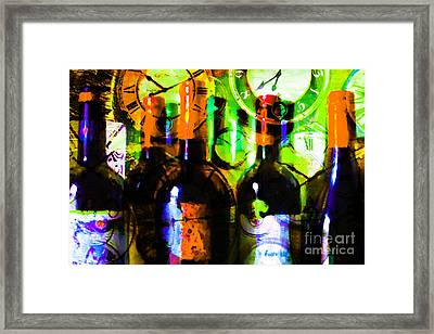 Some Things Get Better With Time P28 Framed Print by Wingsdomain Art and Photography