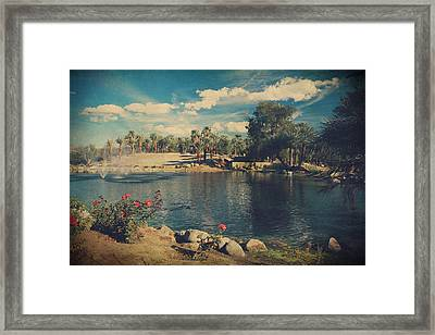 Some Wishes Framed Print