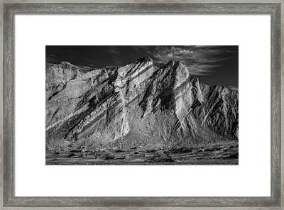 Someplace In The  West Framed Print by Joseph Smith