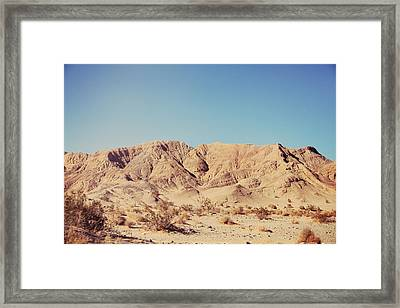 Sometimes I See So Clearly Framed Print by Laurie Search