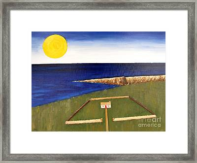 Irish Landscape 19 Framed Print by Patrick J Murphy