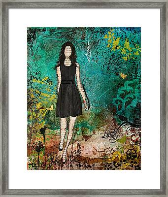 Somewhere Only We Know Framed Print