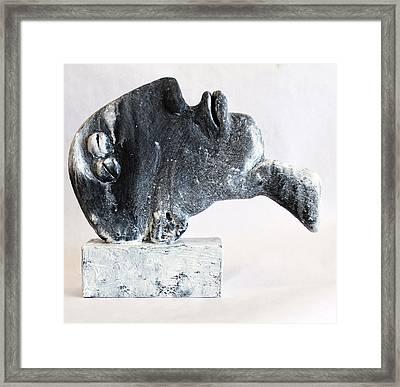Somnio No. 4 Framed Print by Mark M  Mellon