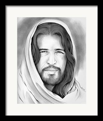 Prince Of Peace Framed Prints